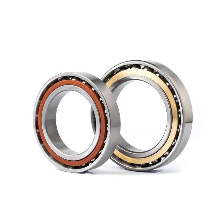 95 mm x 145 mm x 24 mm  SKF S7019 ACB/P4A Rolamentos de esferas de contacto angular
