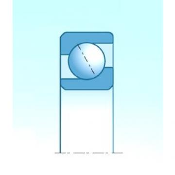 31,7 mm x 69,8 mm x 17,4 mm  SKF 406270 Rolamentos de esferas de contacto angular