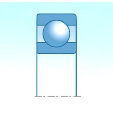 165,100 mm x 184,150 mm x 12,700 mm  NTN KRJ065LL Rolamentos de esferas profundas