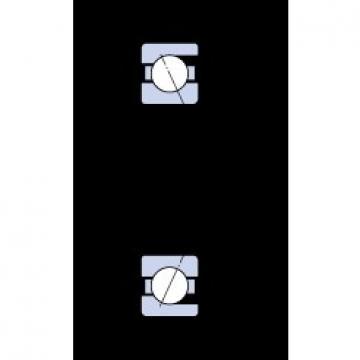 95 mm x 250 mm x 55 mm  SKF 7419 CBM Rolamentos de esferas de contacto angular