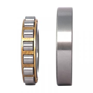 35 mm x 72 mm x 17 mm  ISO N207 Rolamentos cilíndricos