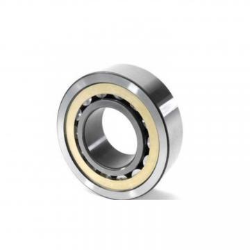 20 mm x 52 mm x 21 mm  ISO NU2304 Rolamentos cilíndricos