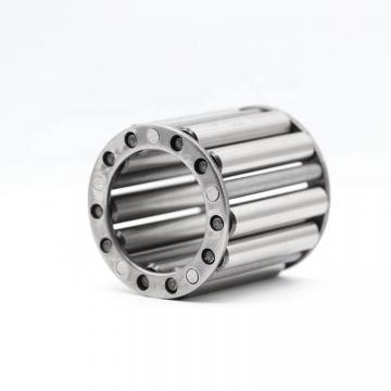 30 mm x 47 mm x 18 mm  KOYO NA4906RS Rolamentos de agulha