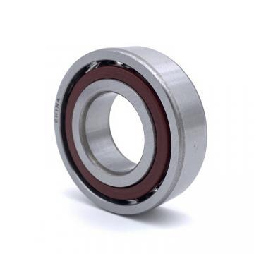 80 mm x 125 mm x 22 mm  SKF S7016 CE/P4A Rolamentos de esferas de contacto angular