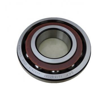 55 mm x 90 mm x 18 mm  SKF 7011 CD/P4AH1 Rolamentos de esferas de contacto angular